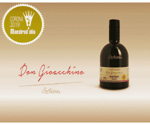 Don Gioacchino - Corona 2019 Maestrod'Olio